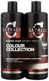 Tigi Catwalk Colour Collection Brunette Duo Kit Shampoo & Conditioner 2 x 750ml