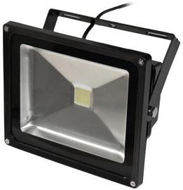 ART External LED Lamp  30W IP65 AC80-265V 4000K Black