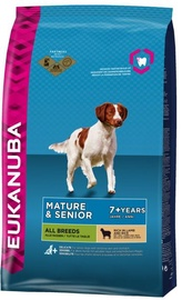Eukanuba Mature & Senior With Lamb 12kg