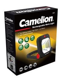 Töövalgusti Camelion LED laetav COB 8W