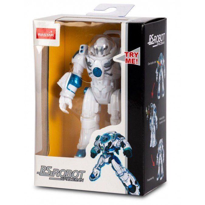 Rotaļlieta robots rastar mini spaceman