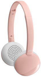 JVC HA-S22W Wireless Headphones Pink