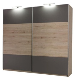 Maridex Dione 4L Wardrobe Sanremo Oak