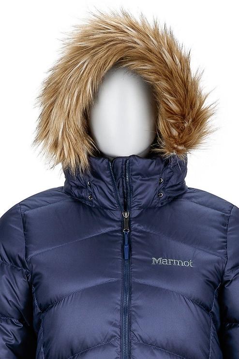 Marmot Wm's Montreal Coat Midnight Navy M