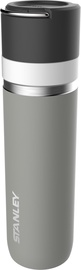 Stanley Go Series Ceramivac Vacuum Thermos 0.7l Light Gray