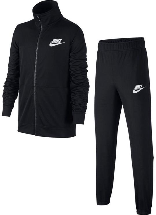 Nike Tracksuit B NSW Poly JR AJ5449 010 Black S