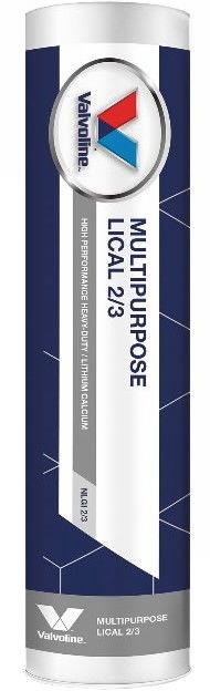 Valvoline Multipurpose LiCal 2/3 400g