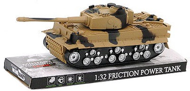 Tommy Toys Friction Power Tank 411036