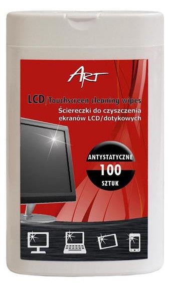 ART Screen Cleaner wipes LCD/TFT 100pcs