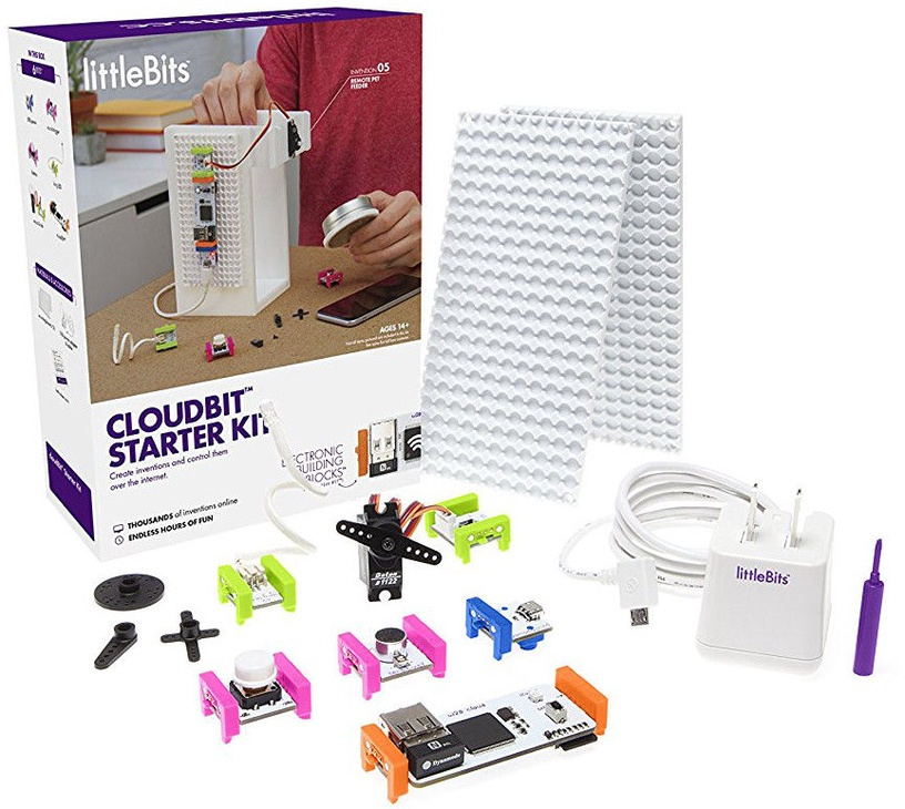 littleBits CloudBit Starter Kit