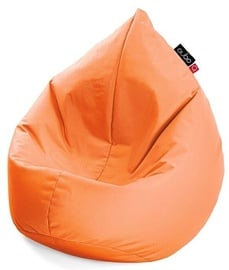 Кресло-мешок Qubo Drizzle Drop, oранжевый, 120 л