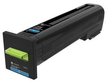 Lazerinio spausdintuvo kasetė Lexmark 72K2XCE Toner Cartridge Cyan