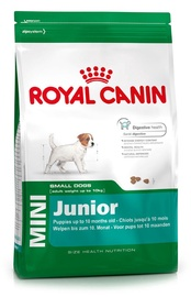 Suņu barība Royal Canin Mini Junior 2kg