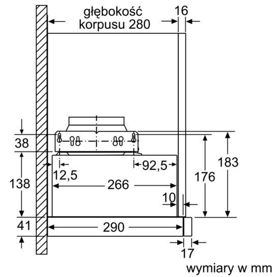Garų rinktuvas Siemens iQ300 LI64LA530