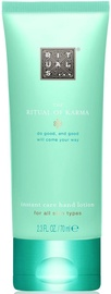 Rituals Karma Instant Care Hand Lotion 70ml