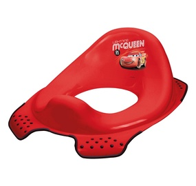 Keeeper Toilet Training Seat Cars Red