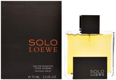Tualetes ūdens Loewe Solo 75ml EDT
