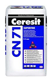 Savaime išsilyginantis mišinys Ceresit CN71 25KG 0-5MM (42)