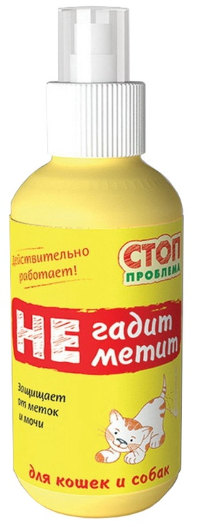 Biedētājs Ekoprom Stop Problema No Pooping, No Marking, 120 ml