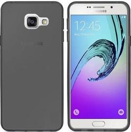 Mocco Ultra Back Case For Samsung Galaxy S6 Transparent/Black