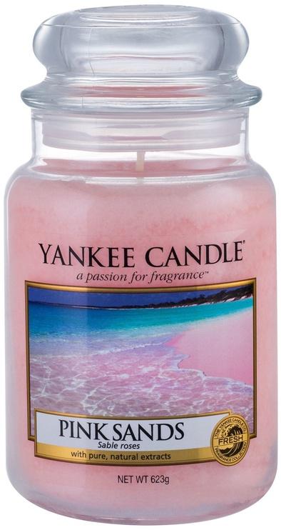 Ароматическая свеча Yankee Candle Classic Large Jar Pink Sands, 623 г