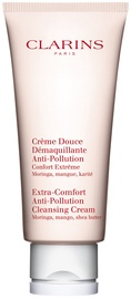 Clarins Extra Comfort Anti - Pollution Cleansing Cream 200ml