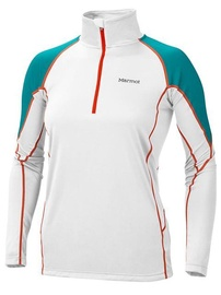 Marmot ThermalClime Pro Women LS 1/2 Zip L