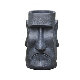 SN Decorative Statue 26.5x24x29cm Grey