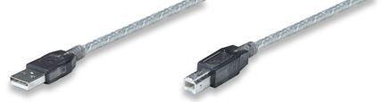 Manhattan Cable USB to USB 11m