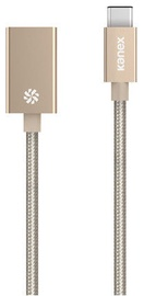 Kanex USB-C - USB 3.0 Cable 21cm Gold