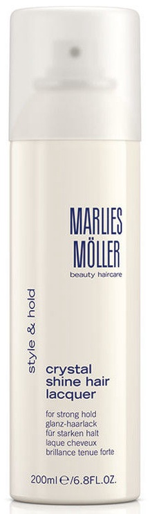 Marlies Möller Style & Hold Crystal Shine Hair Lacquer 200ml