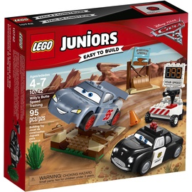 Konstruktors Lego Juniors Willy's Butte Speed Training 10742