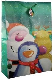 Papstar Gift Bag Christmas 73x51x18cm