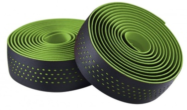 Merida Microfiber Bar Tape Black/Green
