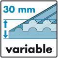 Ceresit Flexible Tile CM 16 C2T S1, 25 kg