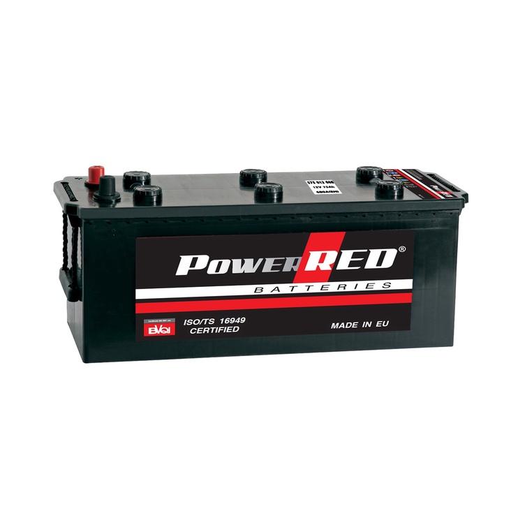 Akumuliatorius Power Red, 180 Ah, 1200 A, 12 V