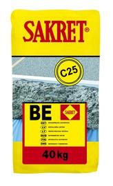 Betonas/paklotas grindims Sakret BE, 40 kg