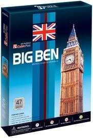3D-pusle Cubicfun Big Ben 3D C094H, 47 tk