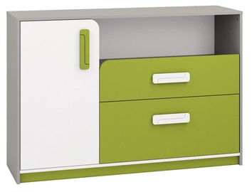 ML Meble Chest Of Drawers IQ 09 Green