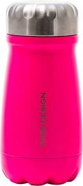Yoko Design Isothermal Travel Bottles 0.35l Pink