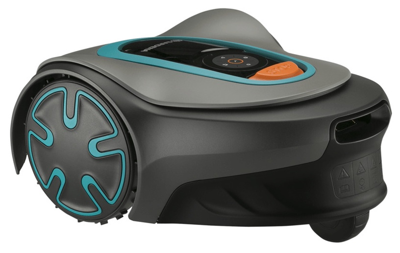 Robotniiduk Gardena Sileno Minimo 250 15201-35, 250 m²