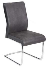 Ēdamistabas krēsls Verners Jumbo 395750 Black, 1 gab.