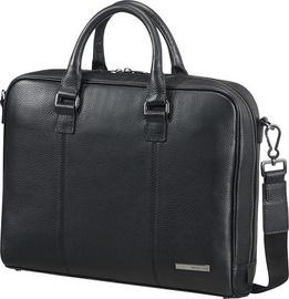 "Samsonite Equinox Briefcase 14.1"" Black"