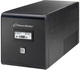 PowerWalker UPS VI 1000 LCD FR
