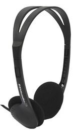 Ausinės Esperanza Disco EH119 Black