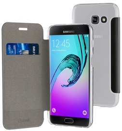 Muvit Folio Cover For Samsung Galaxy A5 A520 Black