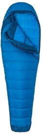 Guļammaiss Marmot Trestles Elite Eco 20 X-Wide, zila, 18 cm
