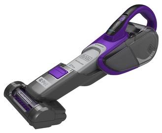 Dulkių siurblys Black+Decker DVJ325BFSP Hand Vacuum Cleaner