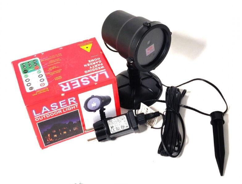 Niveda XX-TC621 SPC Christmas Laser Projector