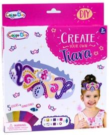 Popierinių figūrų gaminimo rinkinys ColorDay Create Your Own Tiara